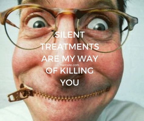 silenttreatmentsare-my-wayof-killingyou