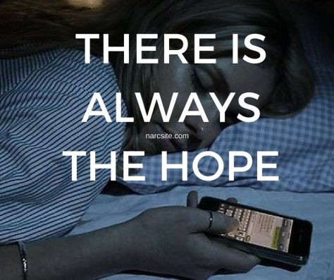 THERE ISALWAYSTHE HOPE