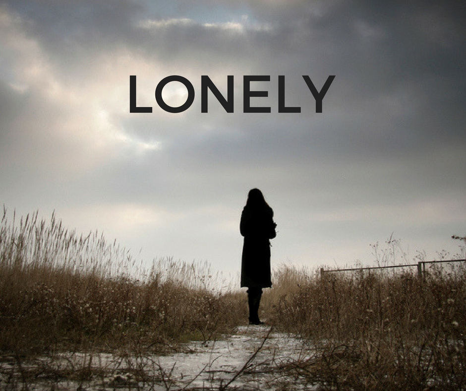 Christian feeling lonely