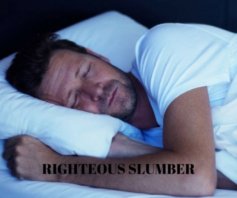 RIGHTEOUS SLUMBER