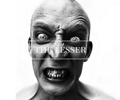 the lesser