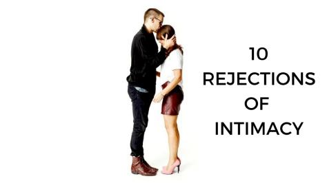 YOUTUBE TEN REJECTIONS